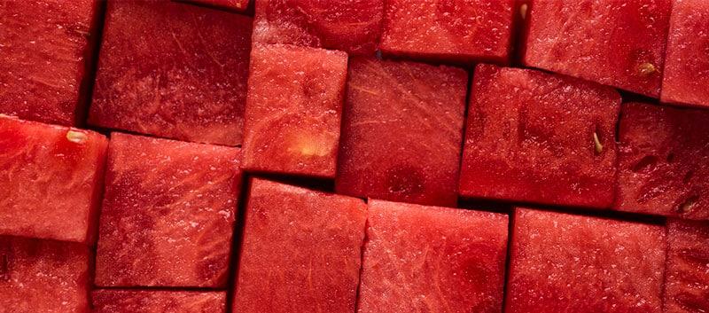 Wassermelone-Lycopin