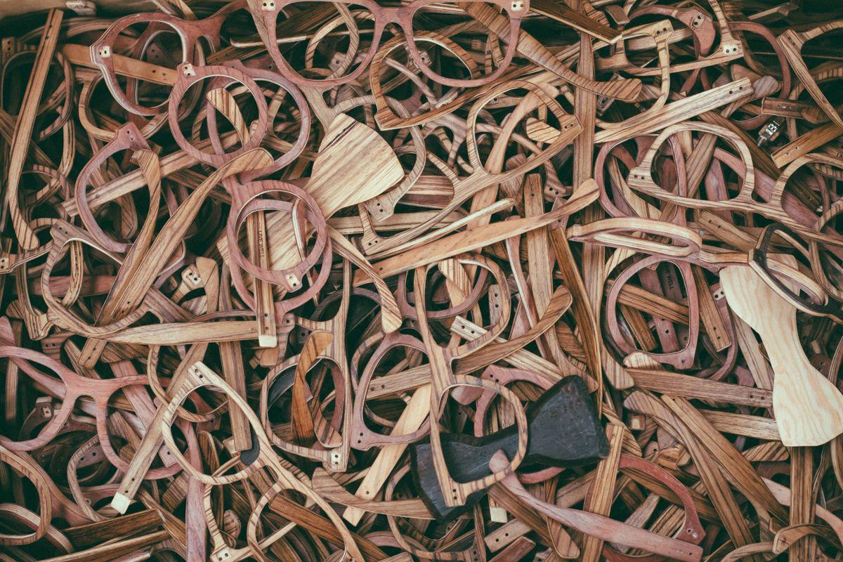 Feler woods óculos