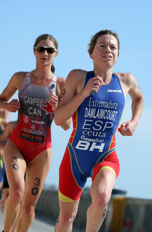 2012 ITU World Triathlon San Diego