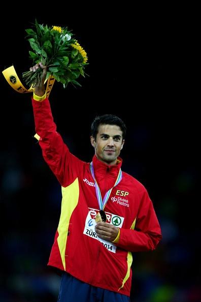 Miguel + Anjo + Lopez + 22nd + Europeia + Atletismo + fOKuhroDuegl