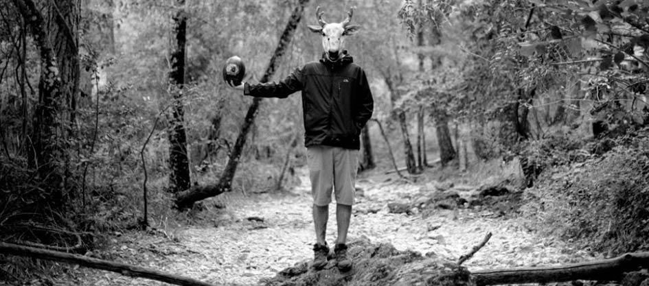 hombre ciervo hector sanchez