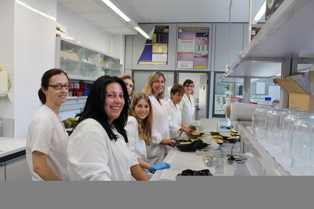 El equipo de investigación del IMIDA