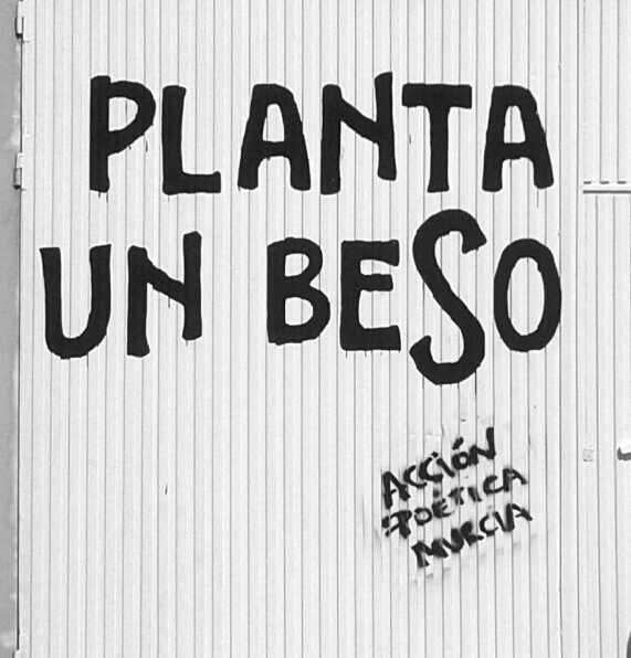 Foto de Acción Poética Murcia para sección cultural de Melones el Abuelo