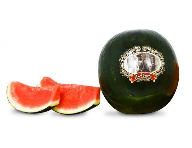 Wassermelonen Großvater