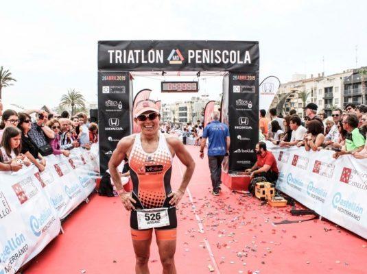 triatlon peñiscola Melonen Großvater
