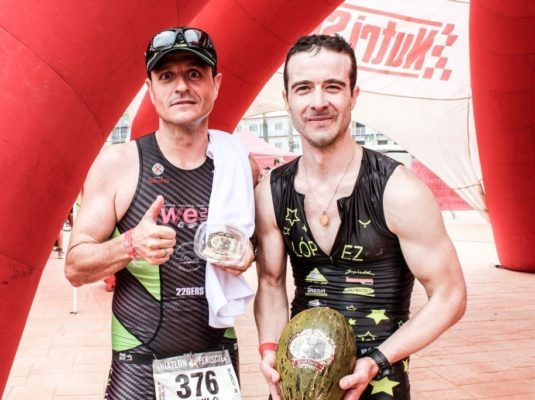 triatlon melons peñiscola grand-père