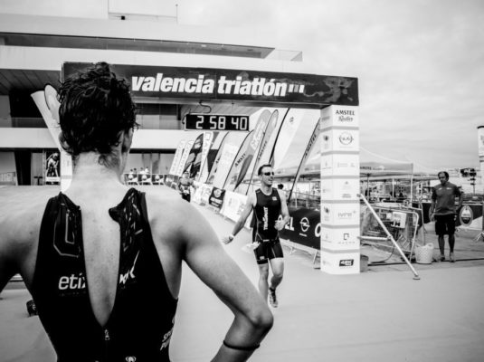 Triathlon valencia melones the grandfather