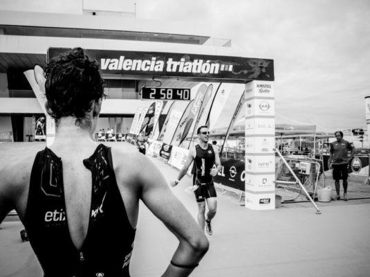 Valencia triatlon Melonen Großvater