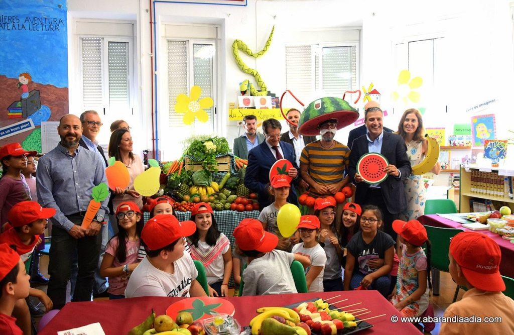 fruticoles 2017 colegios melon