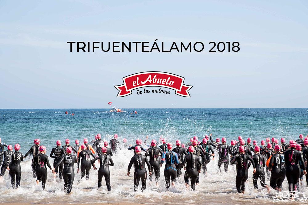 Triatlón de Fuente Álamo 2018