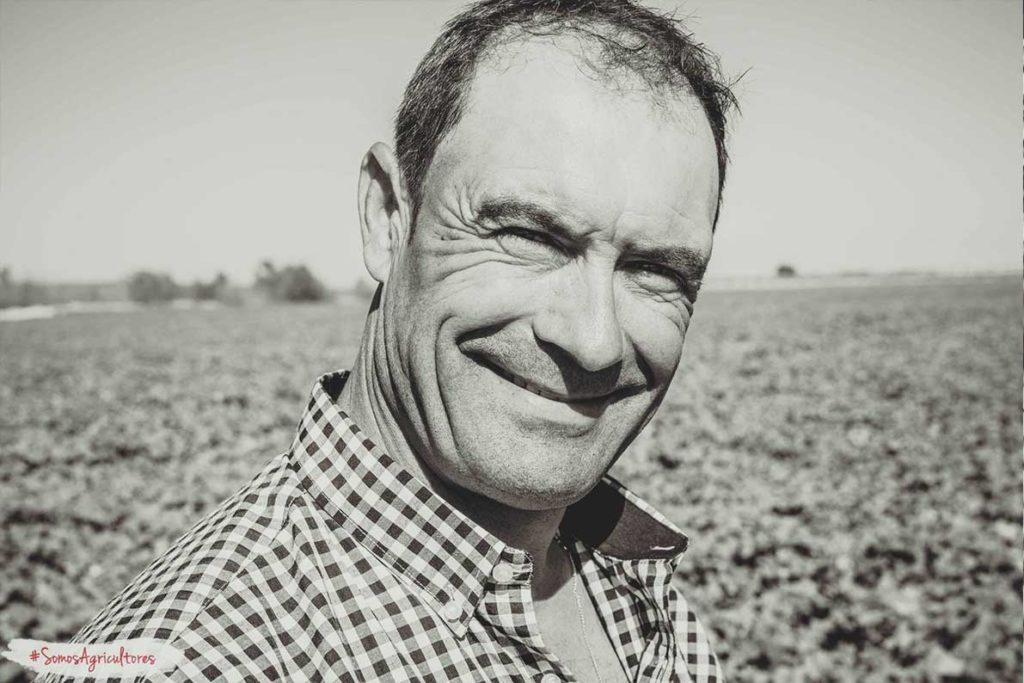 Antonio nuestros agricultores