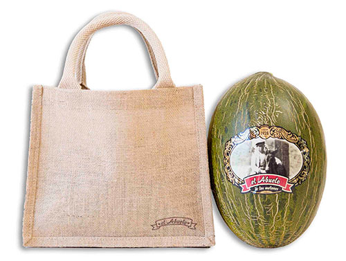 Melons-the-grandfather-packaging-jute
