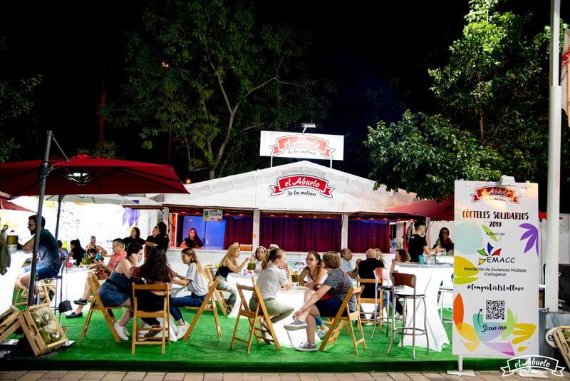 Cócteles Solidarios – Feria de Murcia 2019